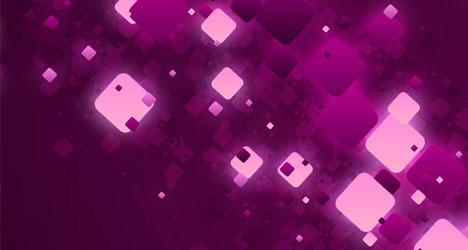 imagen de luces violetas es un diseño moderno y atractivo para ...
