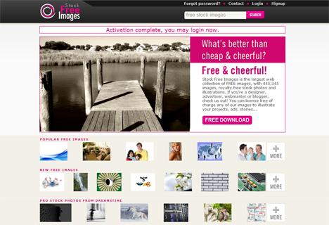 Sitio para descargar imágenes gratis