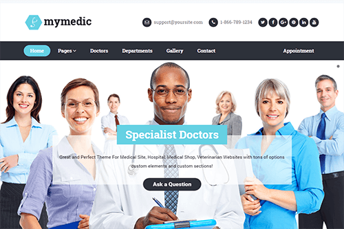 mymedic-wordpress-clinic-theme