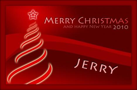 Tarjetas de Navidad PSD