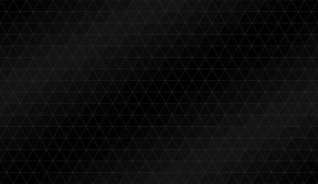 Textura de triángulos con fondo negro