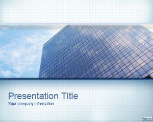 Plantilla de Negocios para PowerPoint gratis