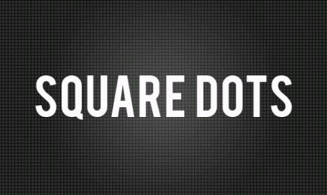 Plantilla de cuadrados negros para Photoshop