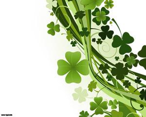trebol verde