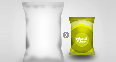 Plantilla de Envases (Packaging) PSD