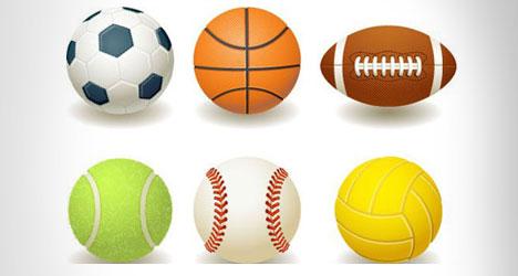 pelotas deportivas