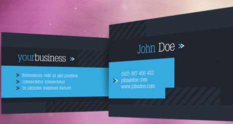 diseño de business cards