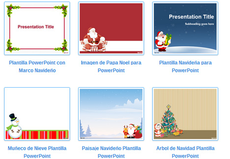 Plantillas Navidad Gratis Para Photoshop Wordpress Powerpoint
