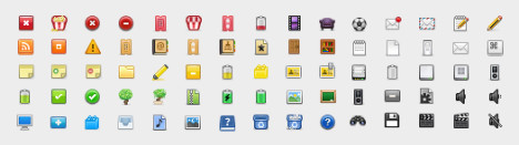 Pack de Mini Iconos Gratis